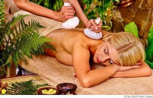 Pantai Luar Massage