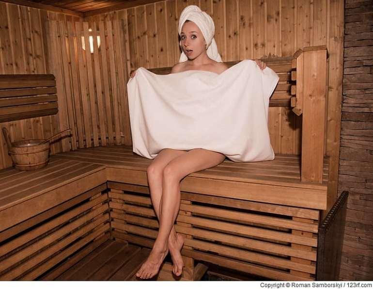 Peinliche, lustige und skurrile Erlebnisse in der Sauna
