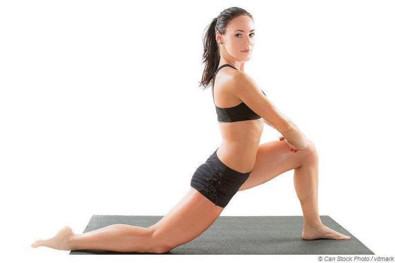 Fit und gesund durch Pilates