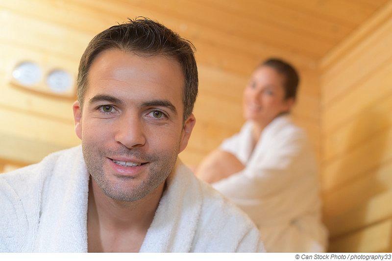 Sauna - Booster für den Kreislauf