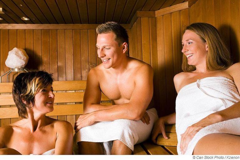 Sauna für die Gesundheit