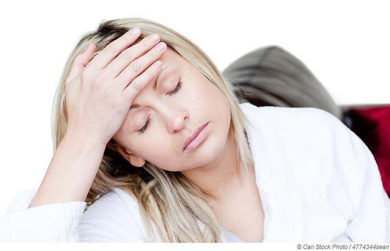 Sauna gegen Kopfschmerzen