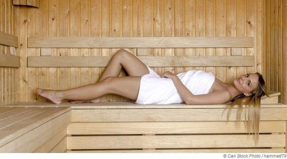 Darf ich als Krebspatient in die Sauna?
