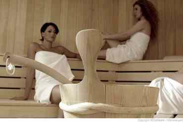 Saunabaden macht zu jeder Jahreszeit Spaß und ist gesund
