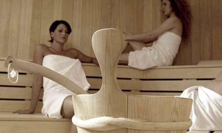Saunabaden ist beliebter den je