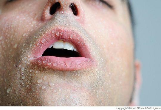 Extrem Saunieren - Schwitzen bis es schmerzt