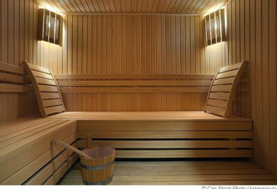 Schimmel in der Sauna beeinträchtigt Ihre Gesundheit
