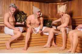 Das sibirische Badehaus mit langer Geschichte
