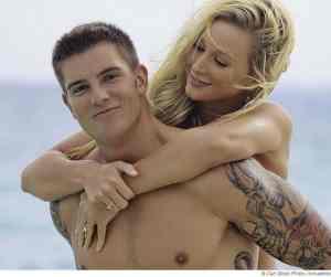 Tattoo und Saunabesuch