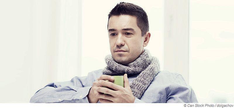 Viel trinken bei Erkältung