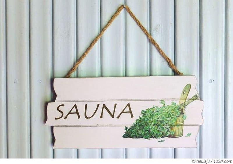 Die Herkunft des Begriffes Sauna