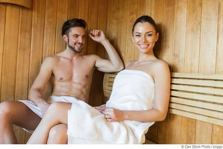 Zehn Gründe, warum Sauna so gesund ist
