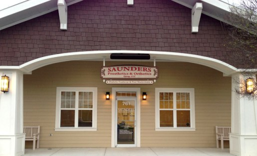 Office of Saunders Prosthetics and Orthotics Group in the Villages of Lady Lake, FL