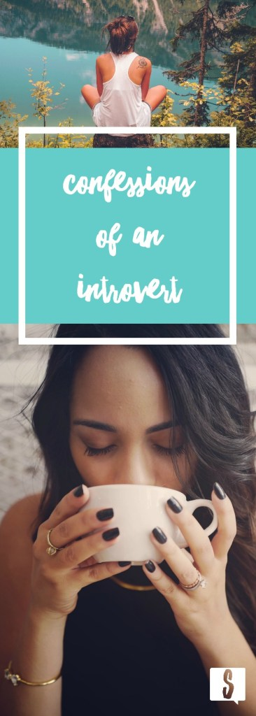 confessions of an introvert saunders says
