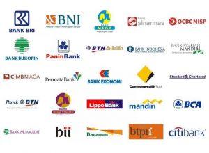 Daftar Kode Bank