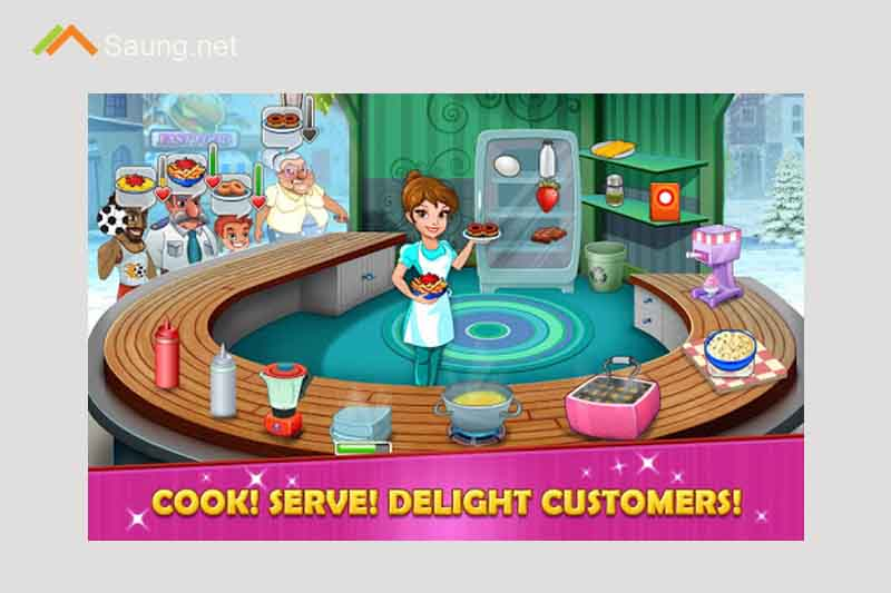 Kitchen Story Cooking Game