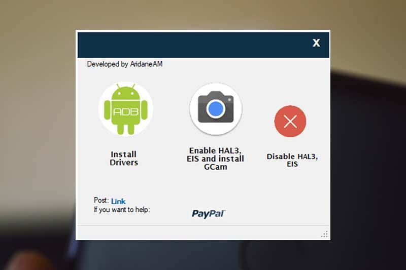 tools Google Camera