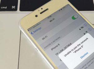 Cara Setting Personal Hotspot pada iPhone dan iPad