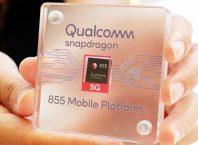 Snapdragon 855 Qualcomm