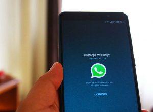 Pesan Lama WhatsApp Hilang Misterius