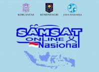 Logo Samsat Online Nasional