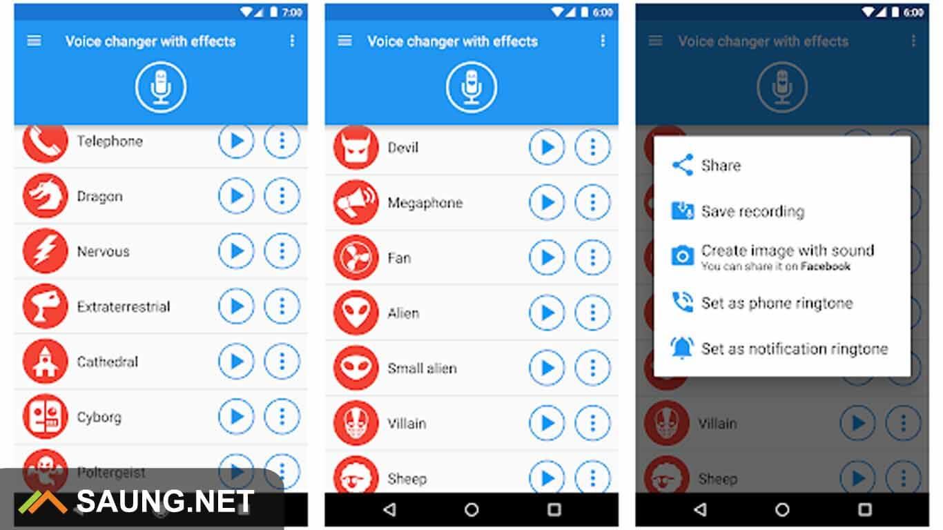 aplikasi pengubah suara menjadi merdu pc
