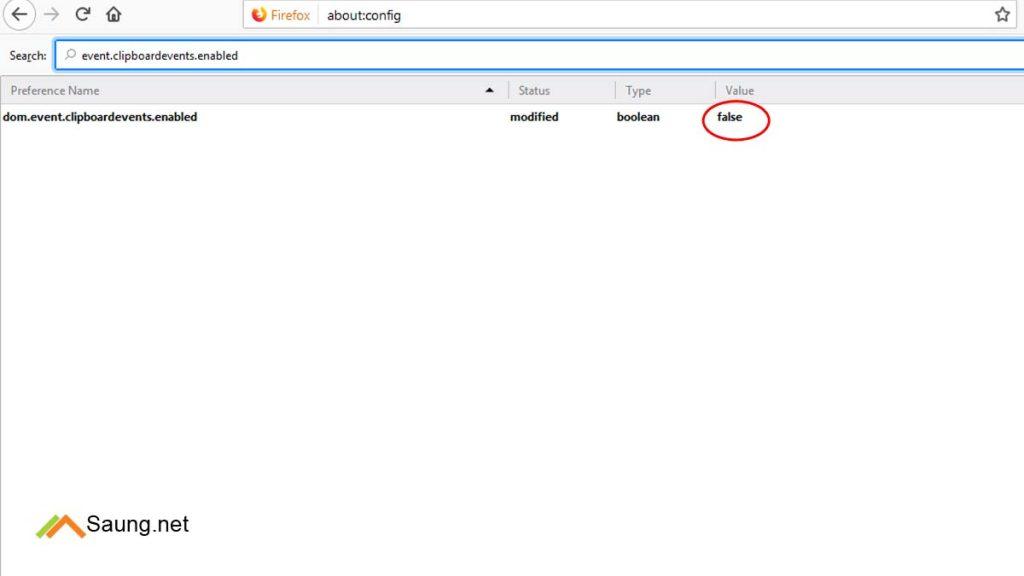 Cara Copy Paste Tulisan Dari Web pada Browser Mozila Firefox
