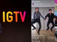 IGTV Akan Muncul di Timeline Instagram
