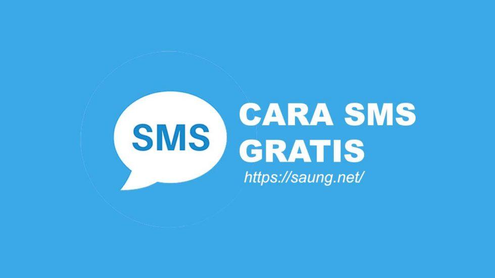 sms gratis ke semua operator