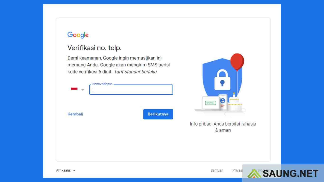 cara nuyul akun gmail