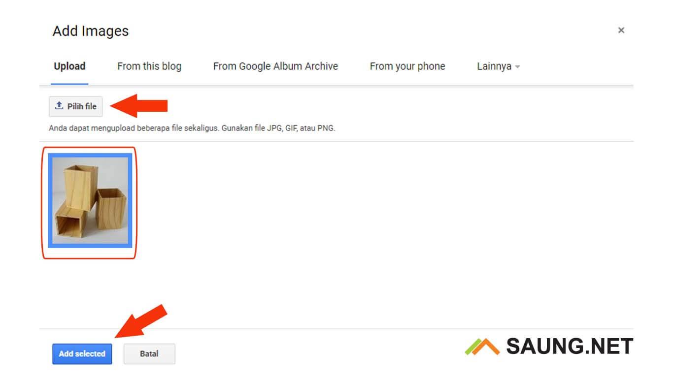 2 Cara Upload Foto Ke Google Via Pc Dan Android Gambar