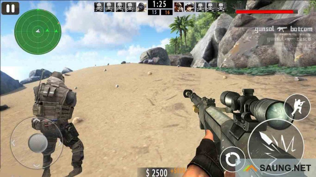 free download game sniper
