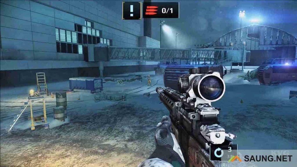 game sniper offline mod apk