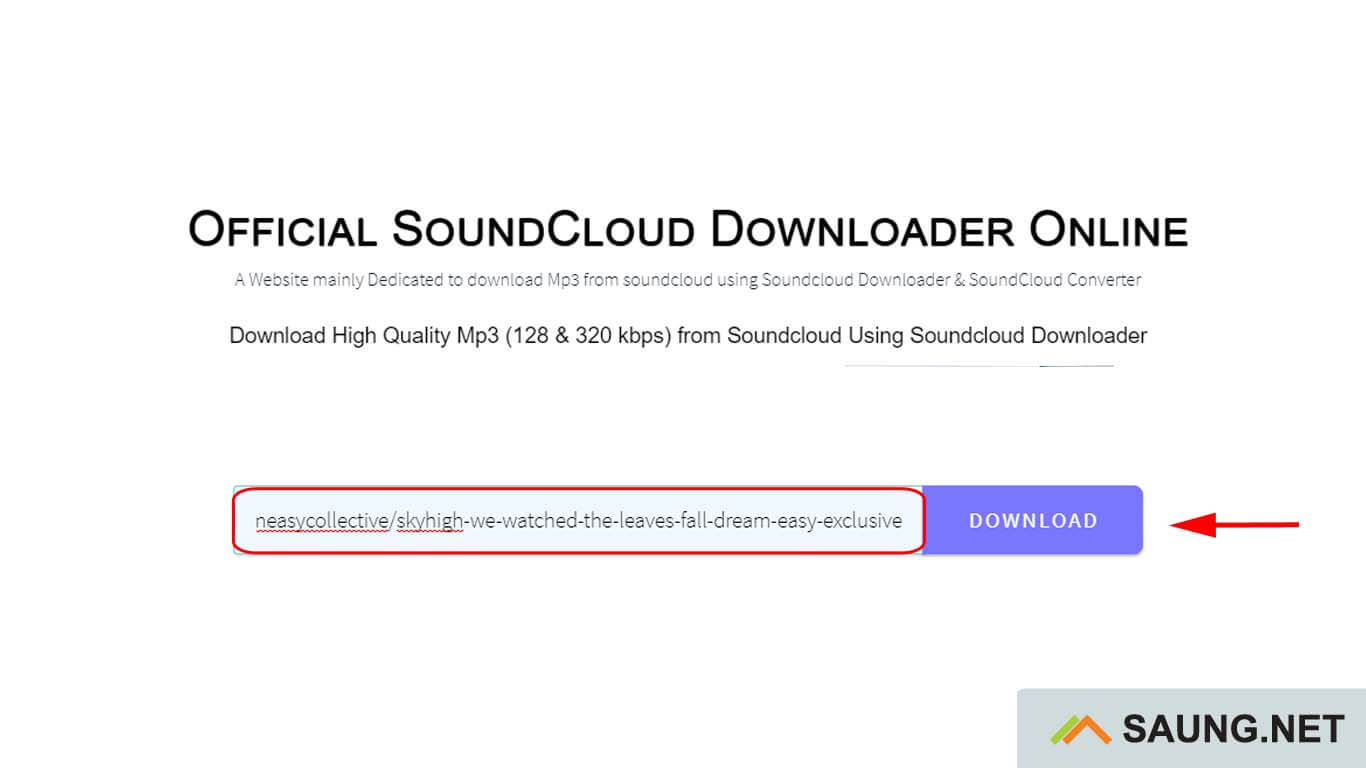 cara download lagu di soundcloud android