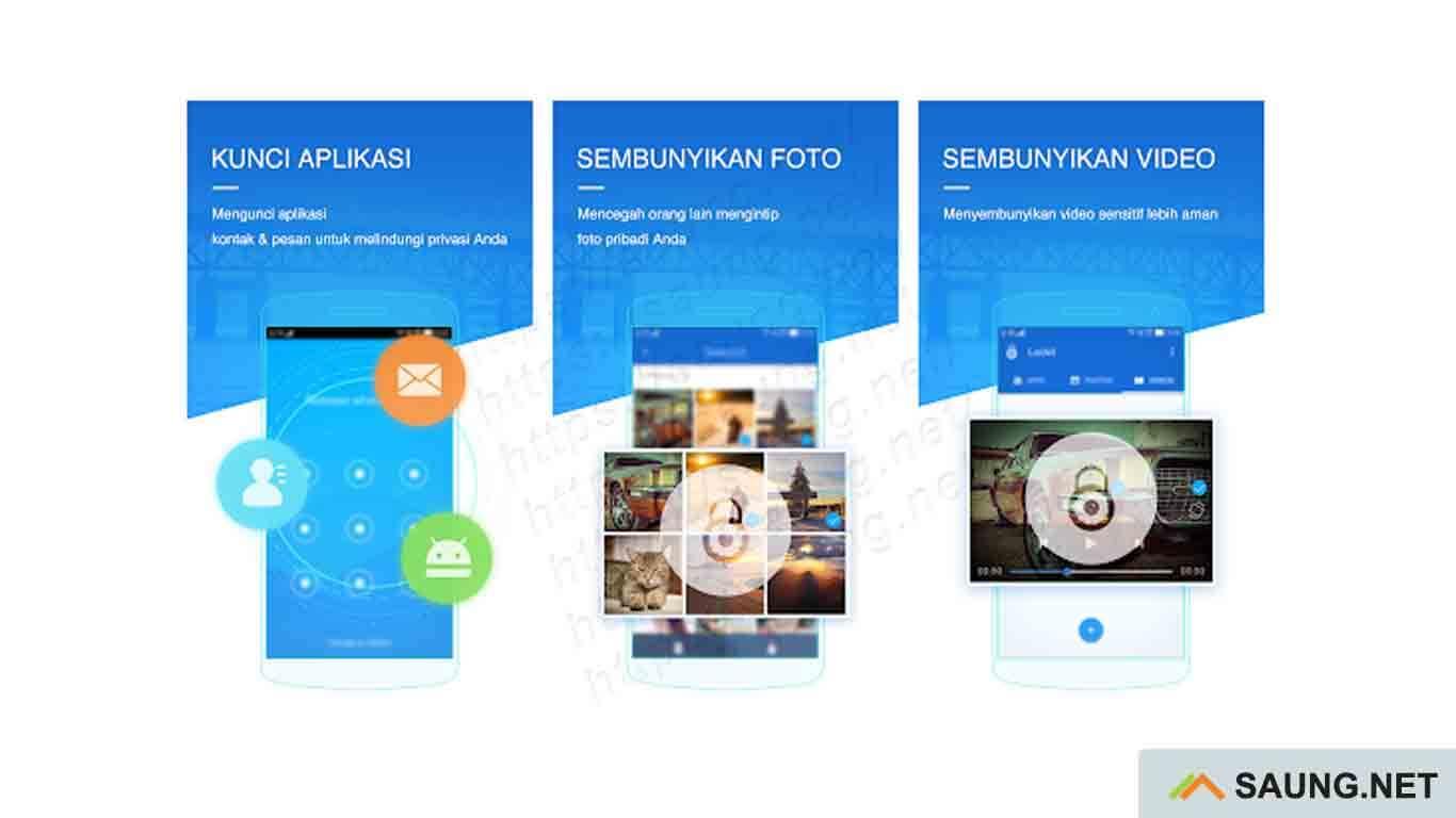 LOCKit - Kunci Aplikasi