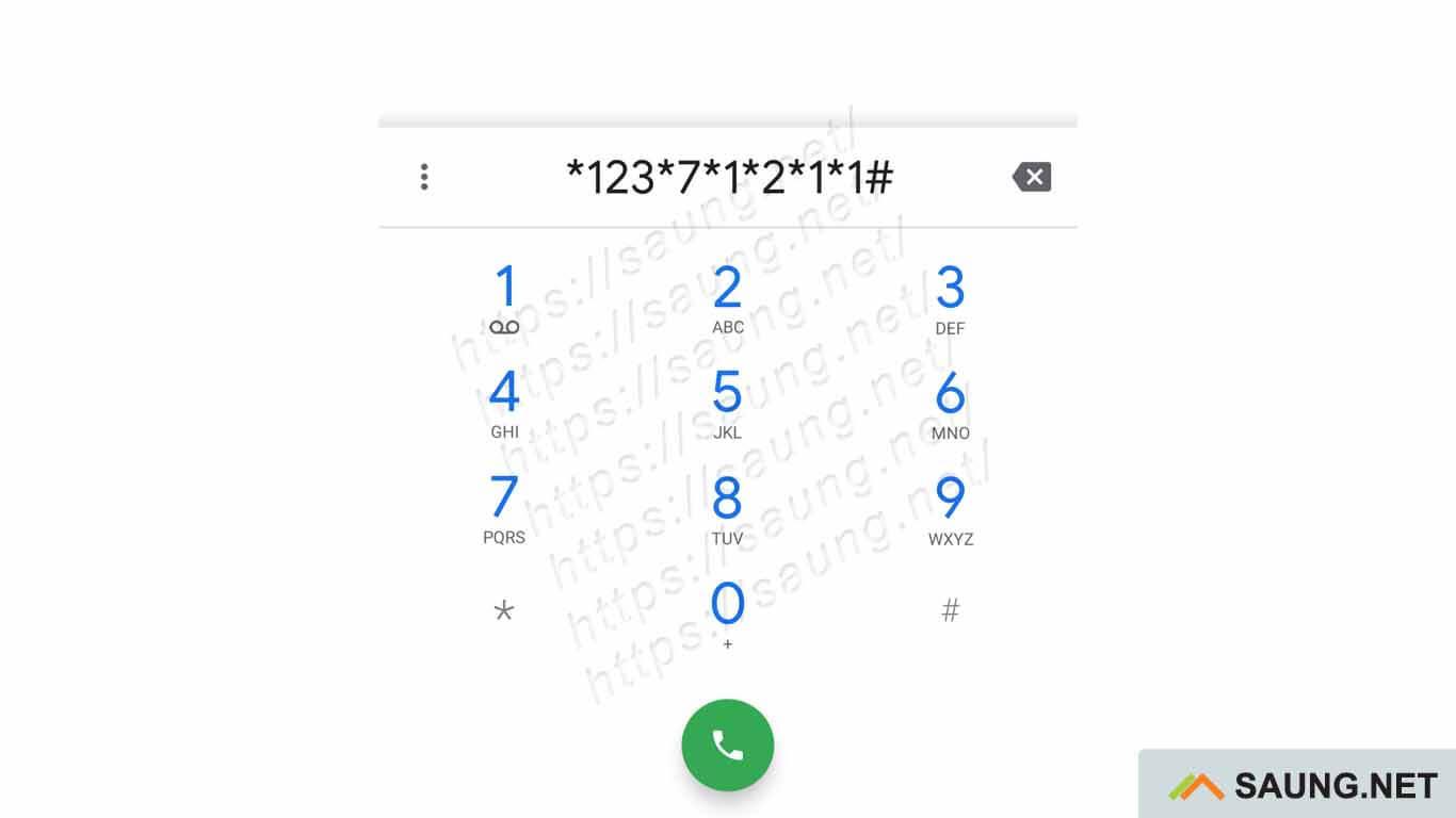 cara melihat nomor xl