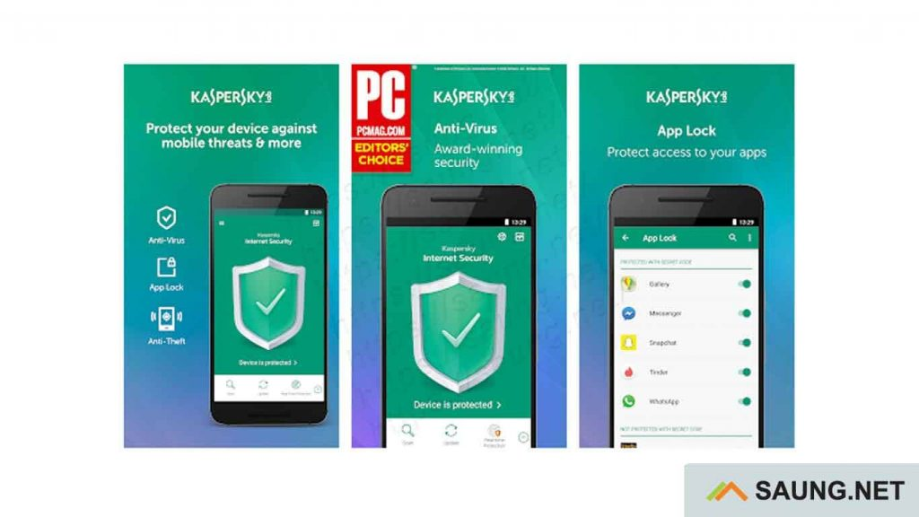 kaspersky android full version