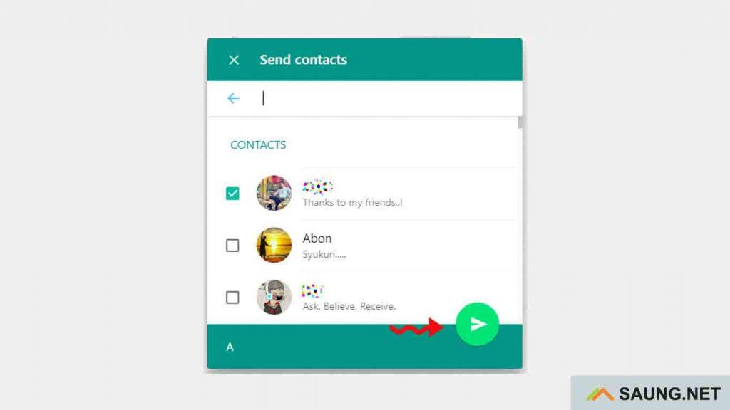 tutorial whatsapp web