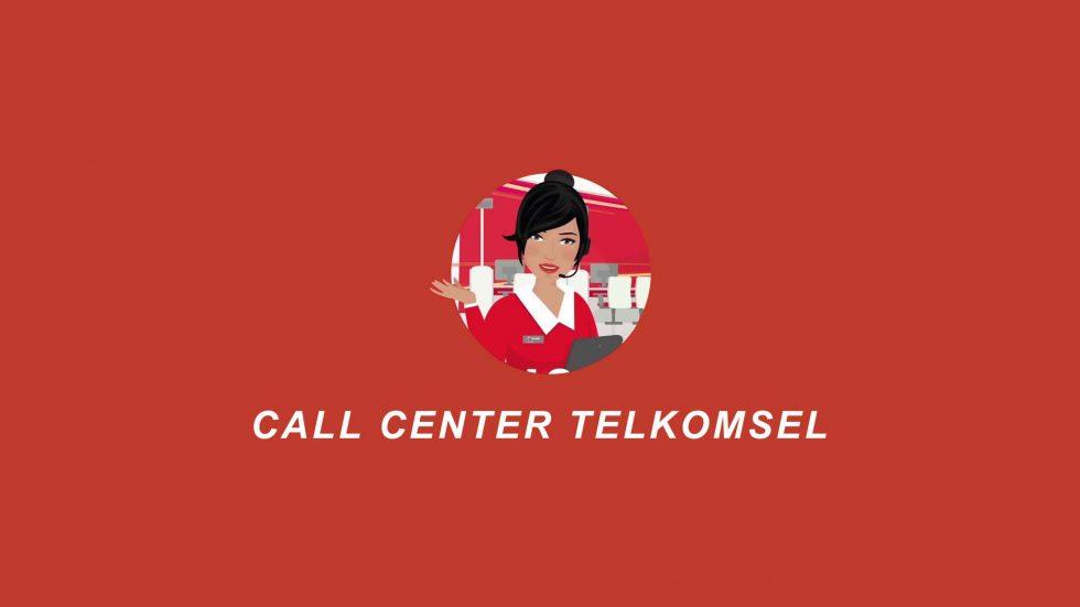 call center telkomsel yang baru