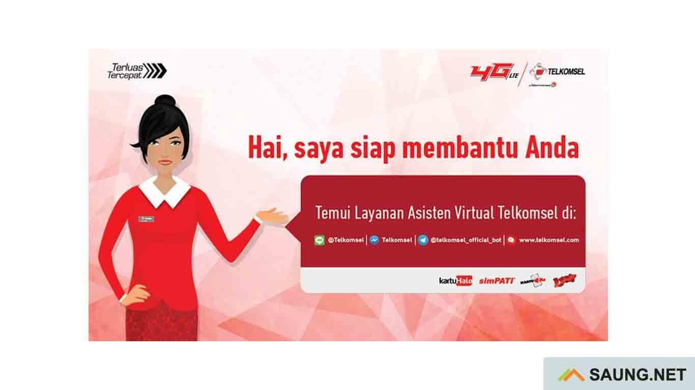 customer service telkomsel bebas pulsa