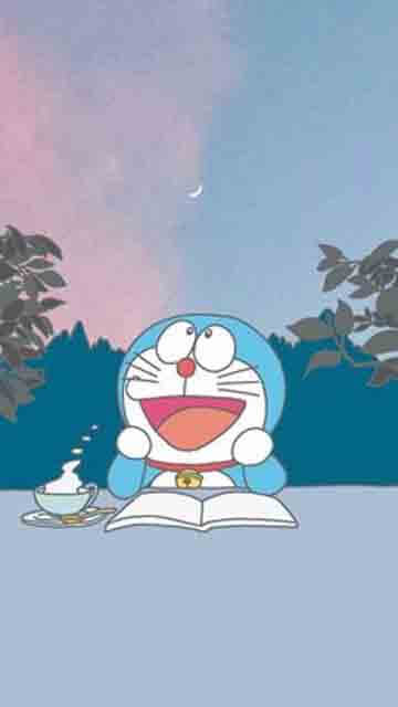 wallpaper whatsapp doraemon