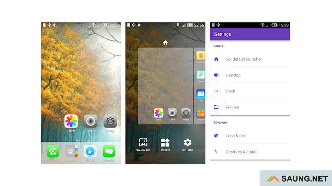 launcher iphone 6 pro apk