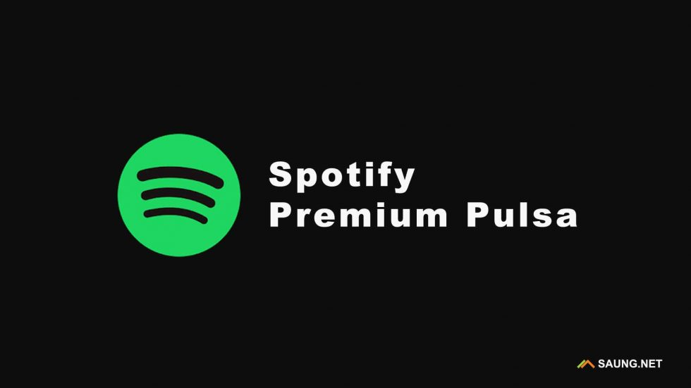 spotify premium pulsa