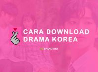 Cara Download Drama Korea