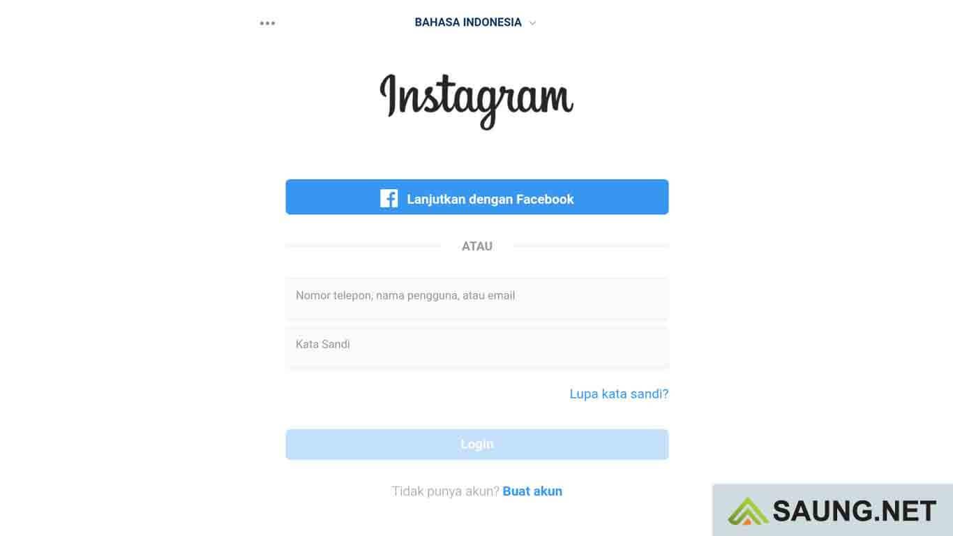 cara mengambil video dari instagram orang lain tanpa url