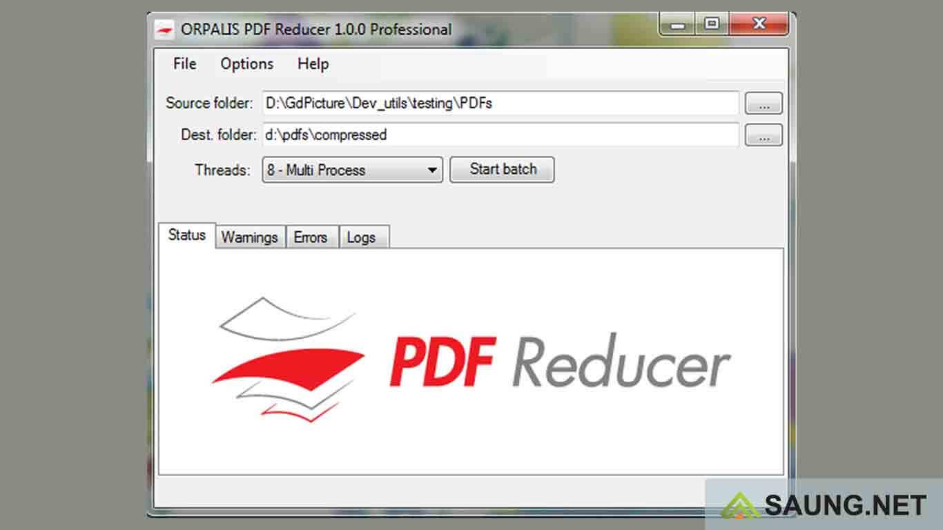 cara mengubah ukuran pdf