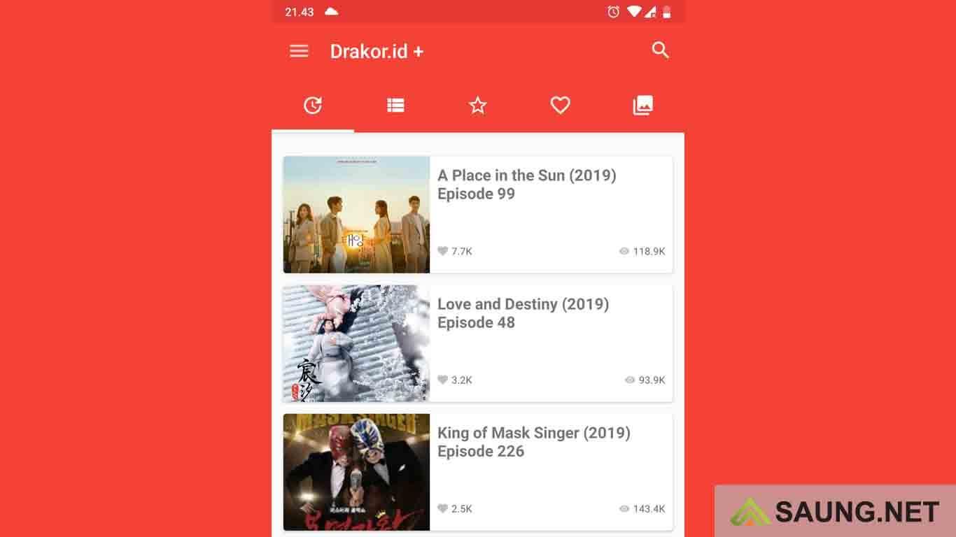 download drama korea sub indonesia
