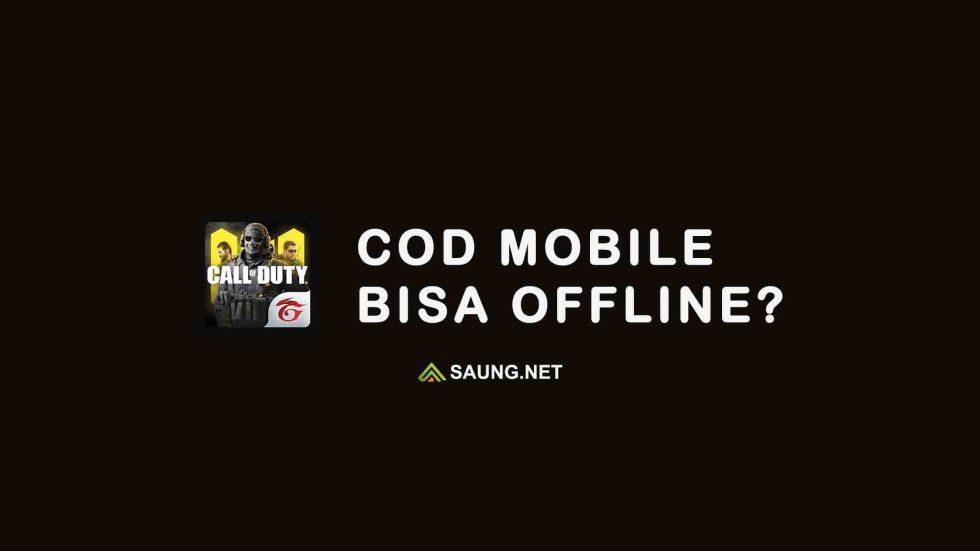 call of duty offline