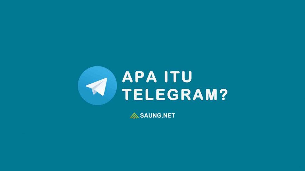 apa itu telegram