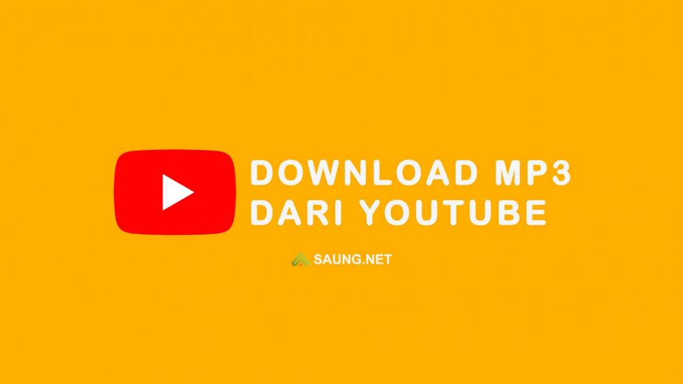 cara download mp3 dari youtube